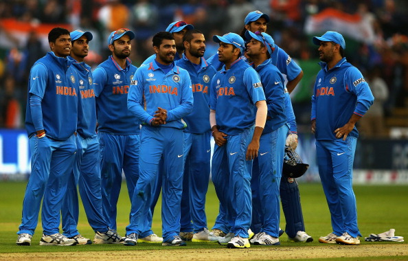 India's men Squad for World T20 2016