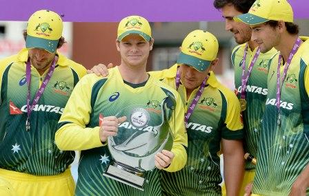 Australian Squad World T20 2016